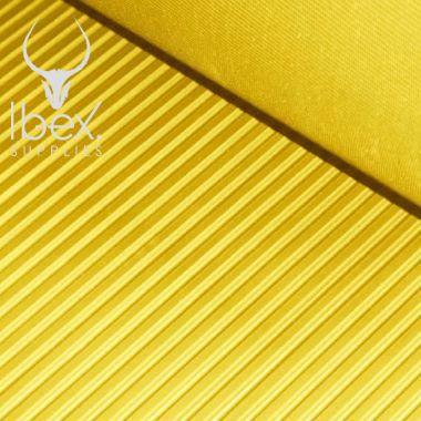 His-vis yellow rubber matting